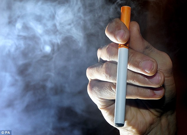 E-Cigarettes in the Daily Mail