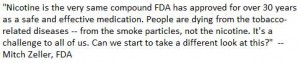 Nicotine-FDA-Approved