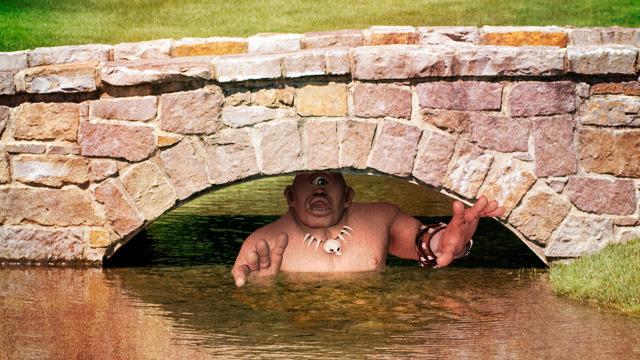 Troll-Bridge