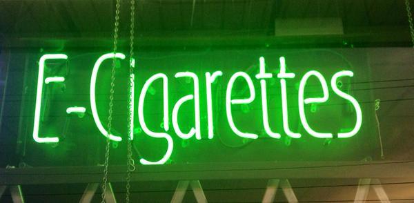 E-Cig-Neon-Green