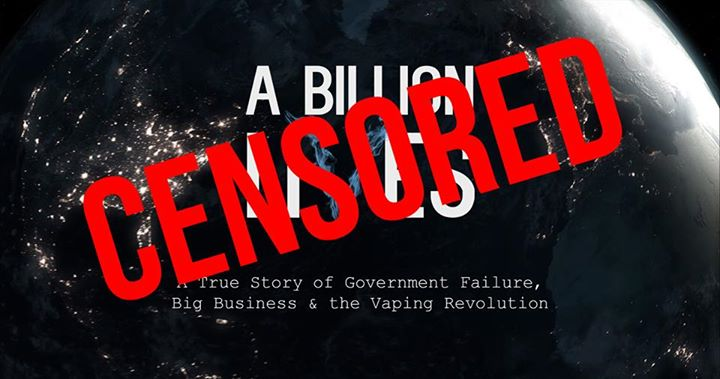 A Billion Lives – Censored