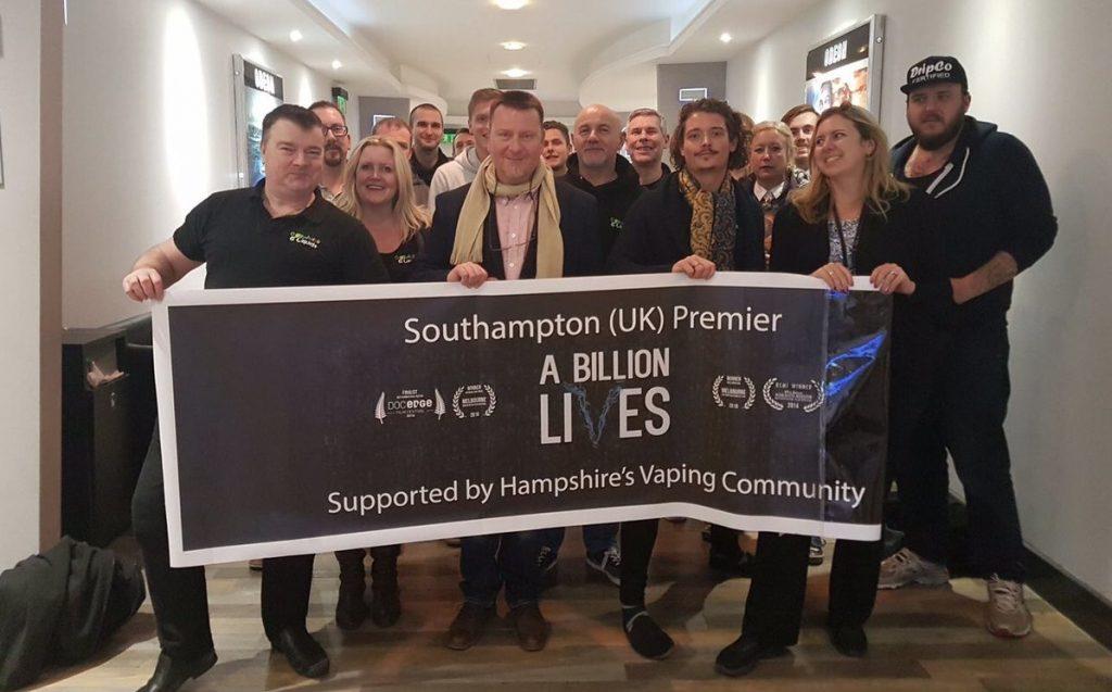 a-billion-lives-southampton