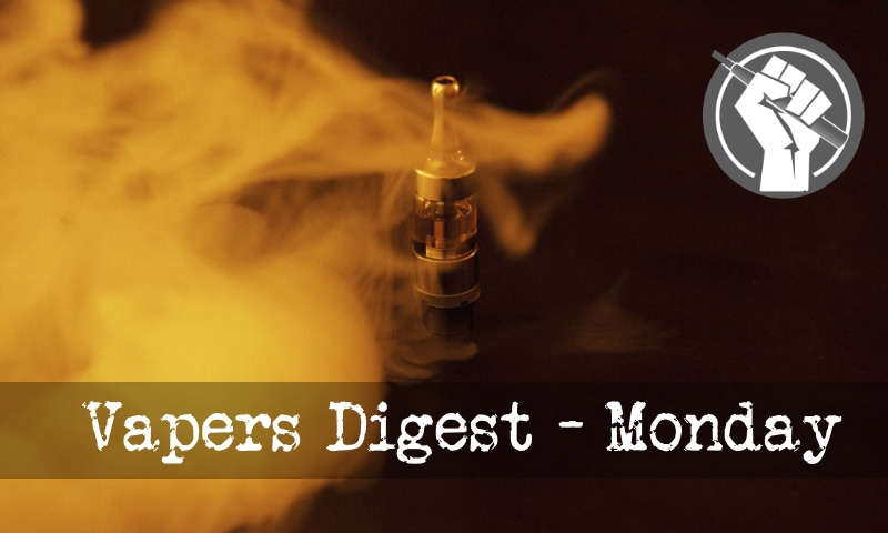 Vaping Digest August 12th