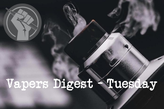 Vapers Digest 26th September